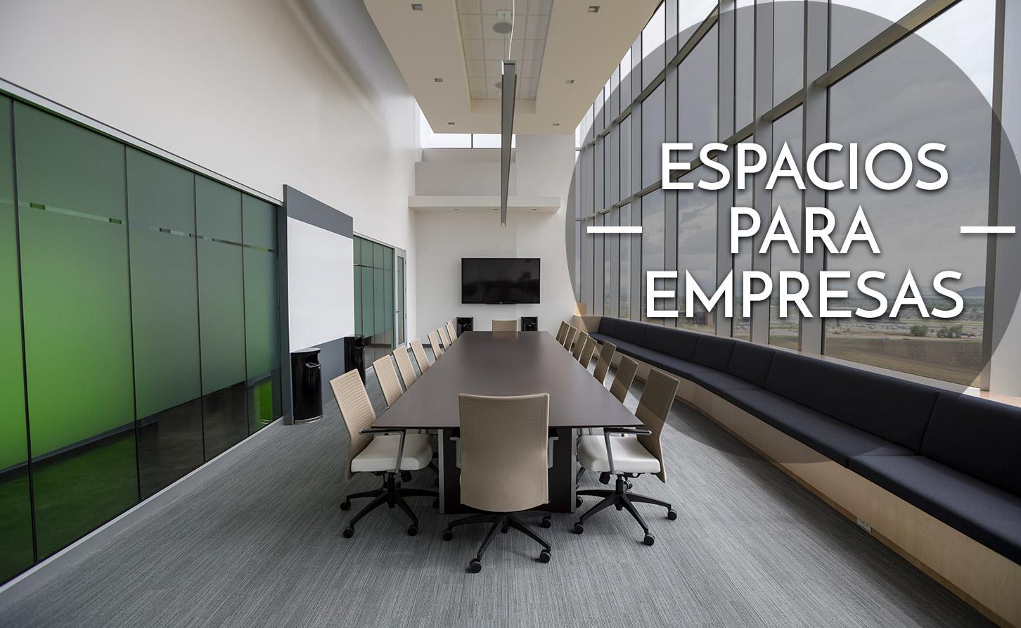 espacios para empresas