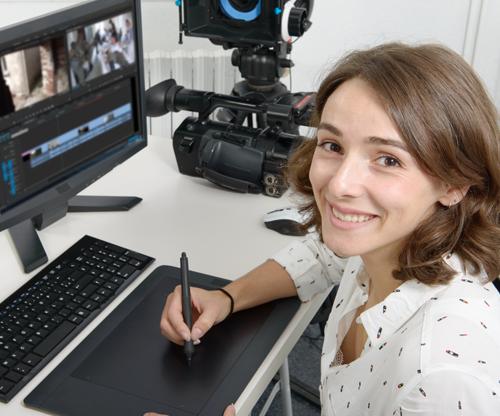 técnicos edición de video corporativo